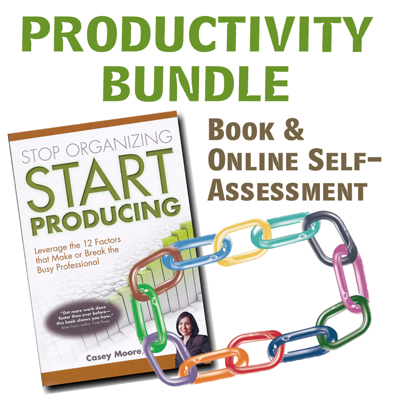 Productivity Chain Book BUNDLE